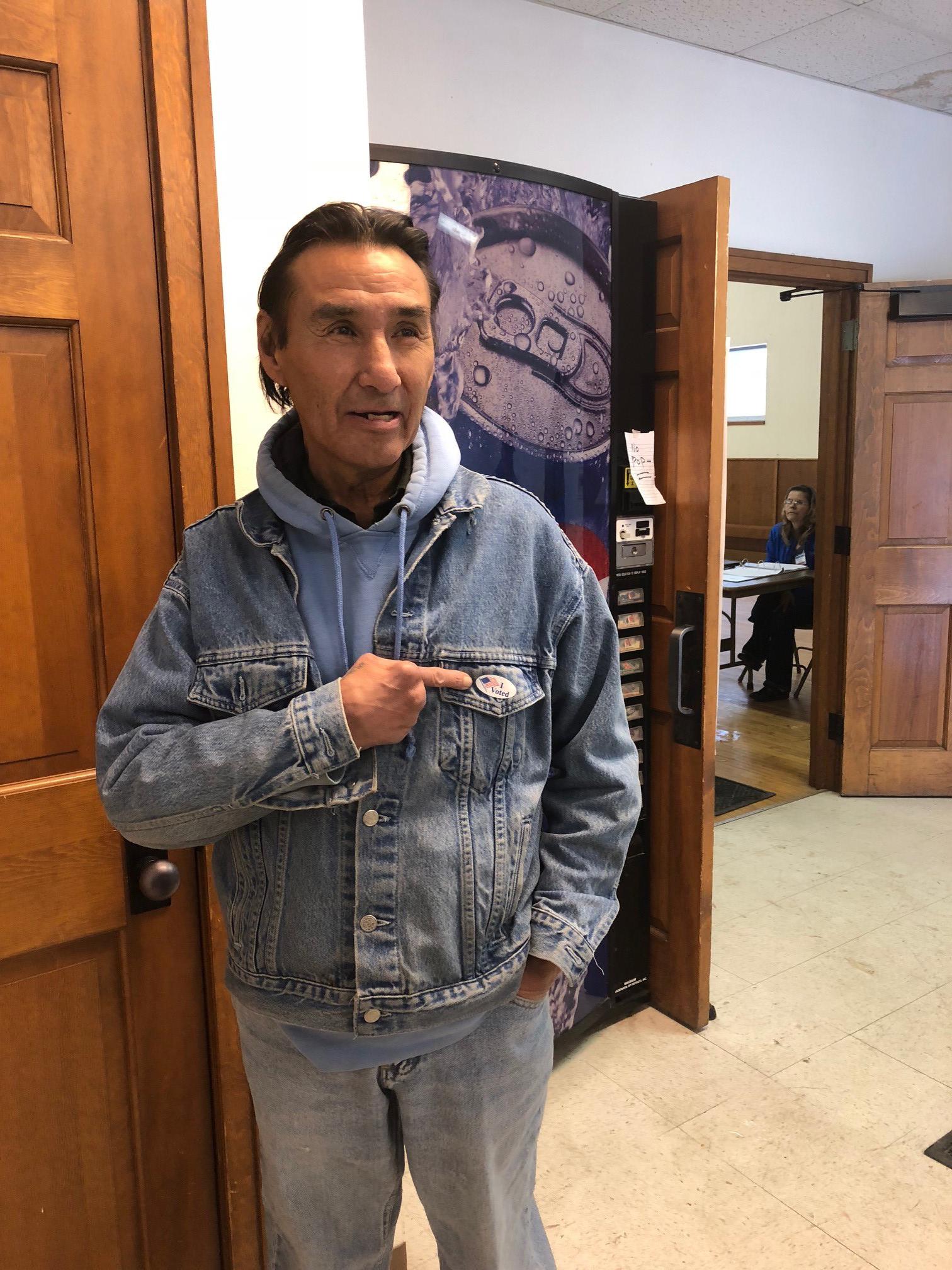 North Dakota voter ID law