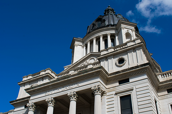 South Dakota Voter Registration