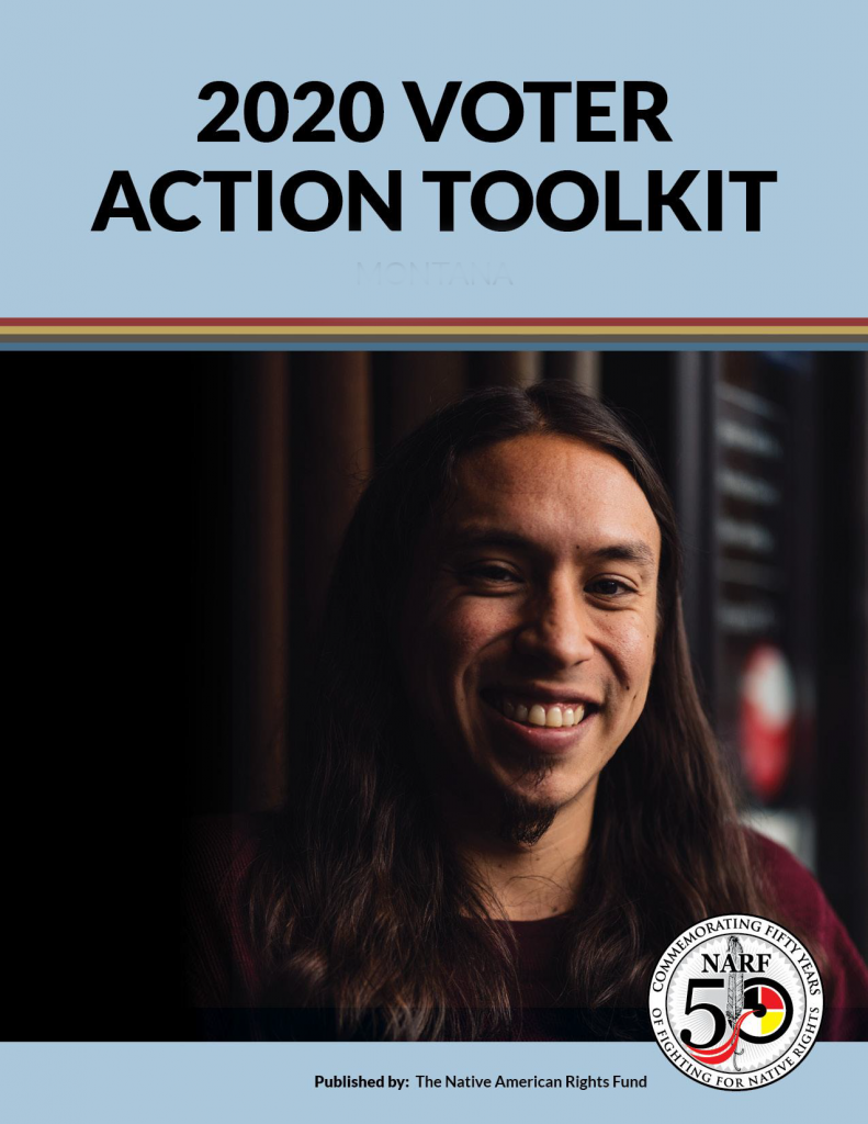 Voter Action Toolkit Cover Image